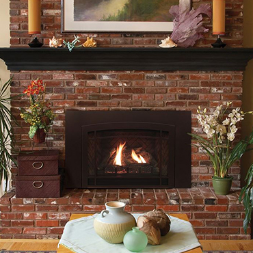 Franklin Direct Vent Traditional Fireplace