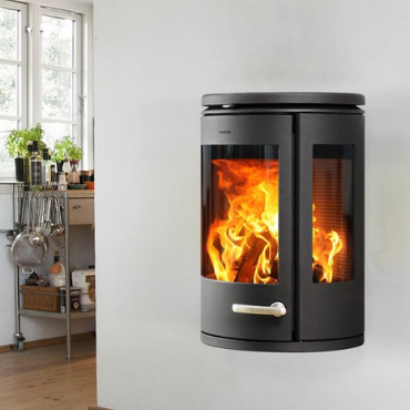 Morso 7970 Wall Mounted Wood Stove