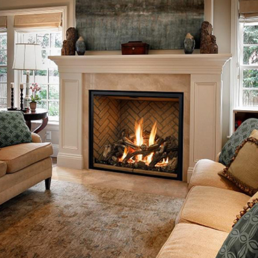 Mendota FV46 Fireplace
