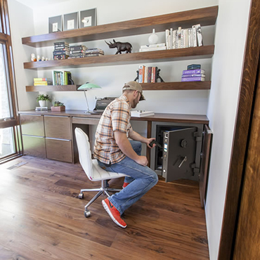 Liberty Premium Home Safe Office