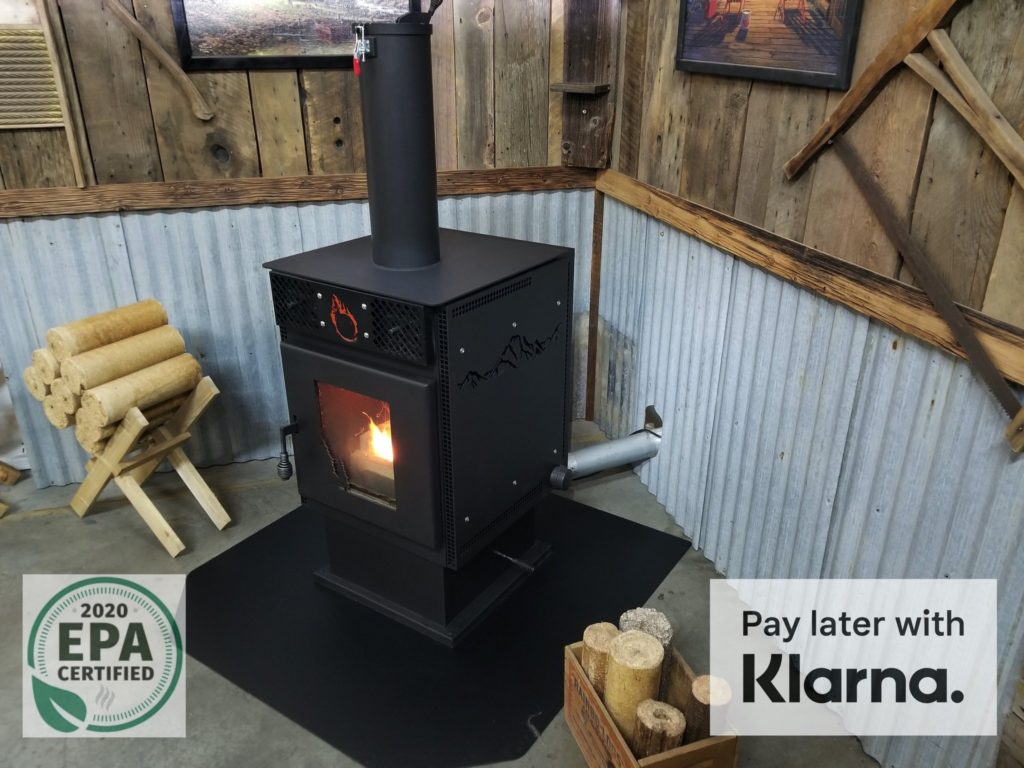 509 Fabrication 509-1 Optimum Stove
