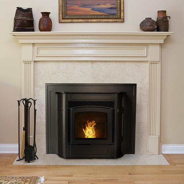 Providence Pellet Fireplace Insert